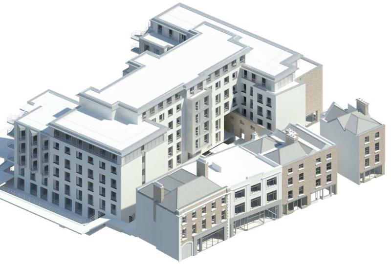 Thomas Street Student Housing