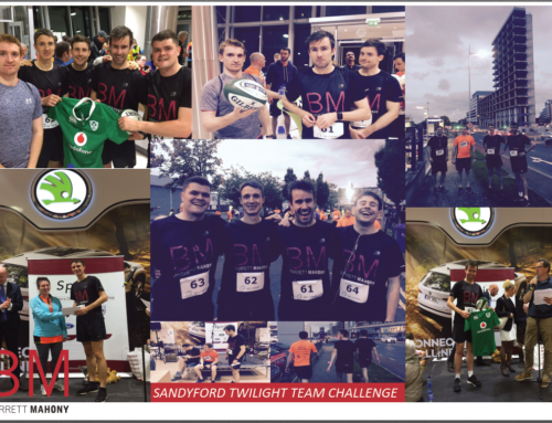 Sandymount Twilight Team Challenge 2017