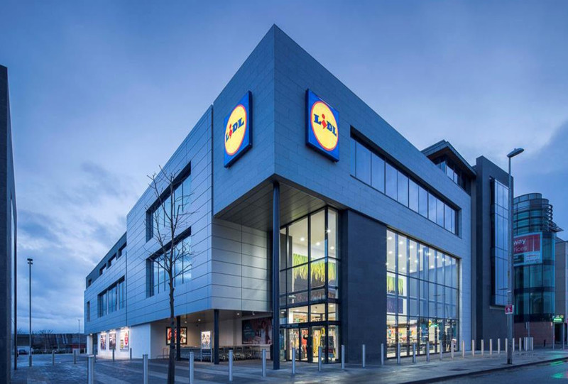 Lidl Eastwall