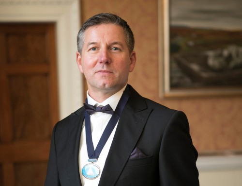 Ciarán Kennedy appointed as President of the ACEI 2018-2019